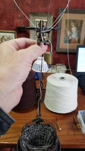 Remove Finished Sock