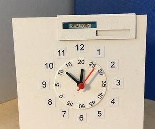 """""""万能""""的时钟"""