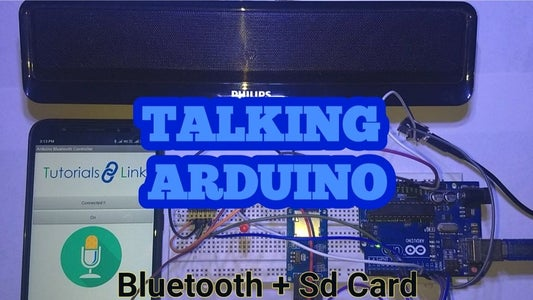 Talking Arduino