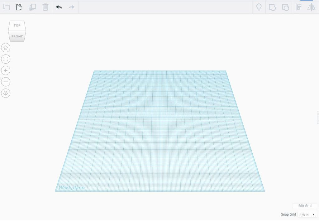 Picture of Setting Up Tinkercad