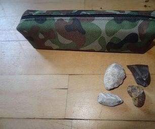 收集小石子的袋子