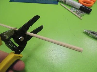 Cutting the Bamboo Stick