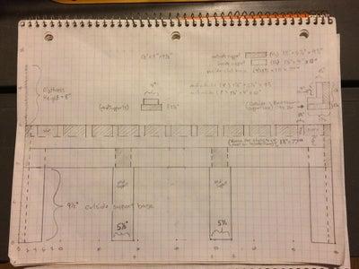 Dimensional Drawings & Explanation