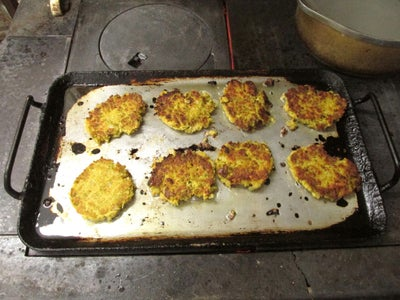 Fry Up the Patties