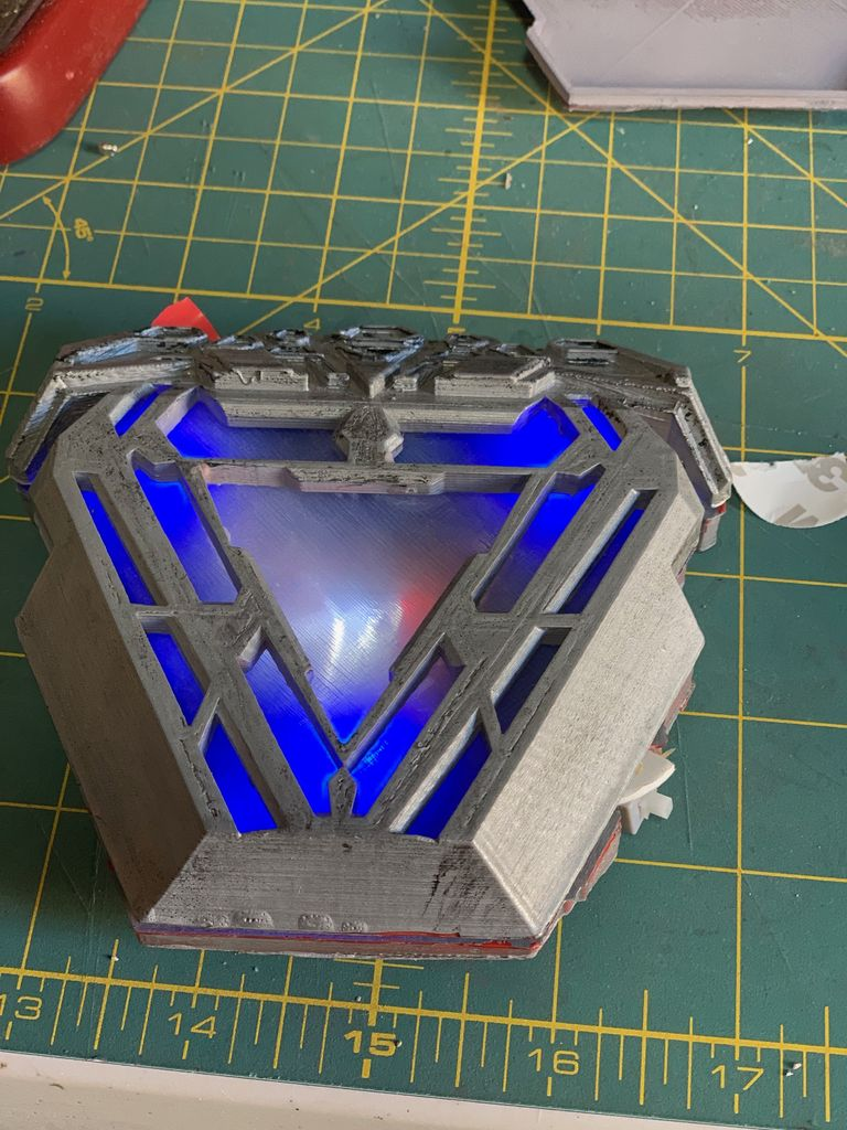 Picture of Endgame Arc Reactor