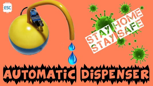 AUTOMATIC WATER/SANITIZER DISPENSING BALL