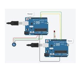 将数字数据从一个Arduino发送到另一个