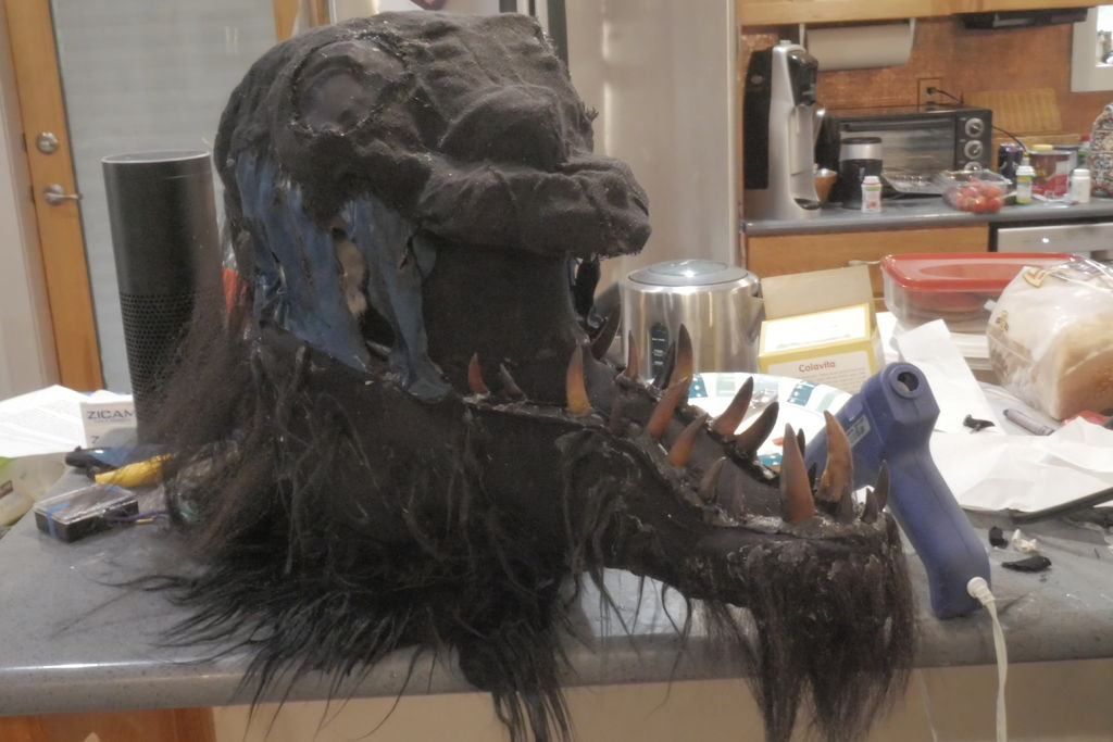 Picture of Skinning/Hair