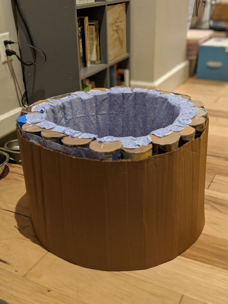 Picture of Add Cardboard Layer