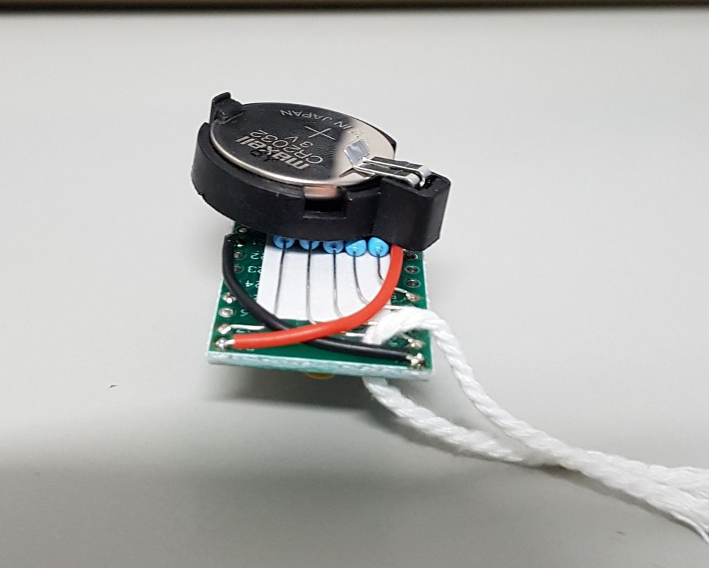 Picture of Solder the Wires and Jumpers
