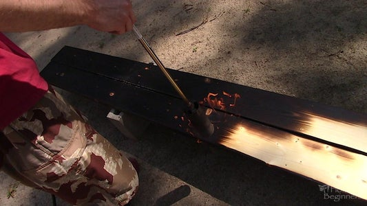 Burning the Boards & History