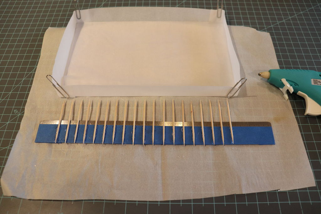 Picture of Make a Marbling Comb