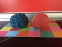 Colouring the Dough
