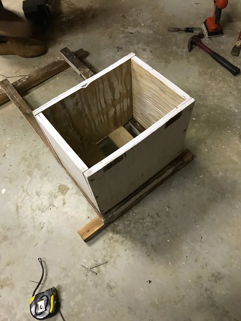 Picture of Secure Box to Frame