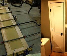 How to Build Interior Doors From Scratch