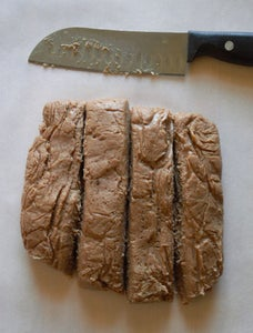 Cut Dough