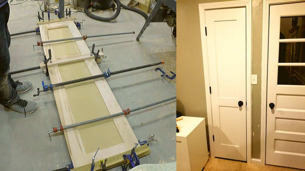 Picture of How to Build an Interior Door From Scratch