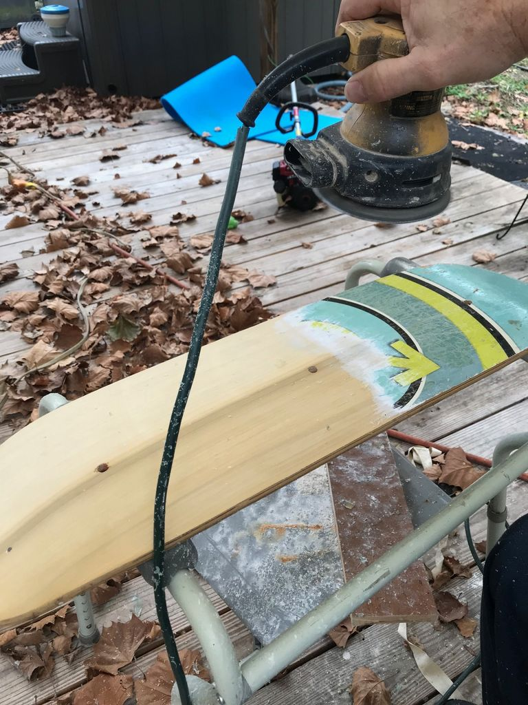 Picture of Find Your Skateboard / Sand Down the Bottom