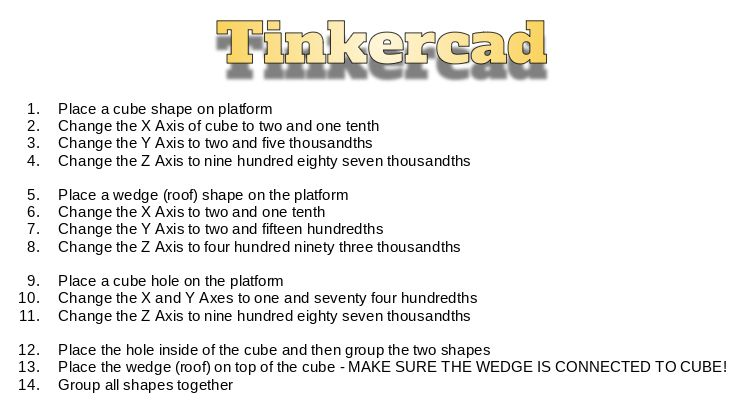Picture of Tinkercad
