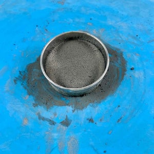 CUT YOUR CEMENT CIRCLE FORM