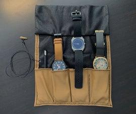 皮带手表卷