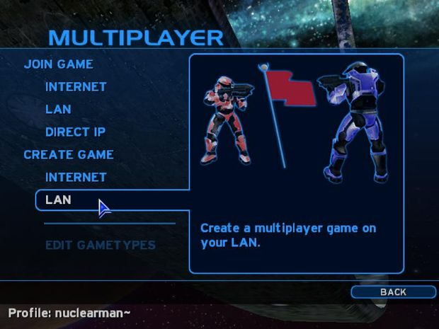 Picture of getting started-multiplayer mode.