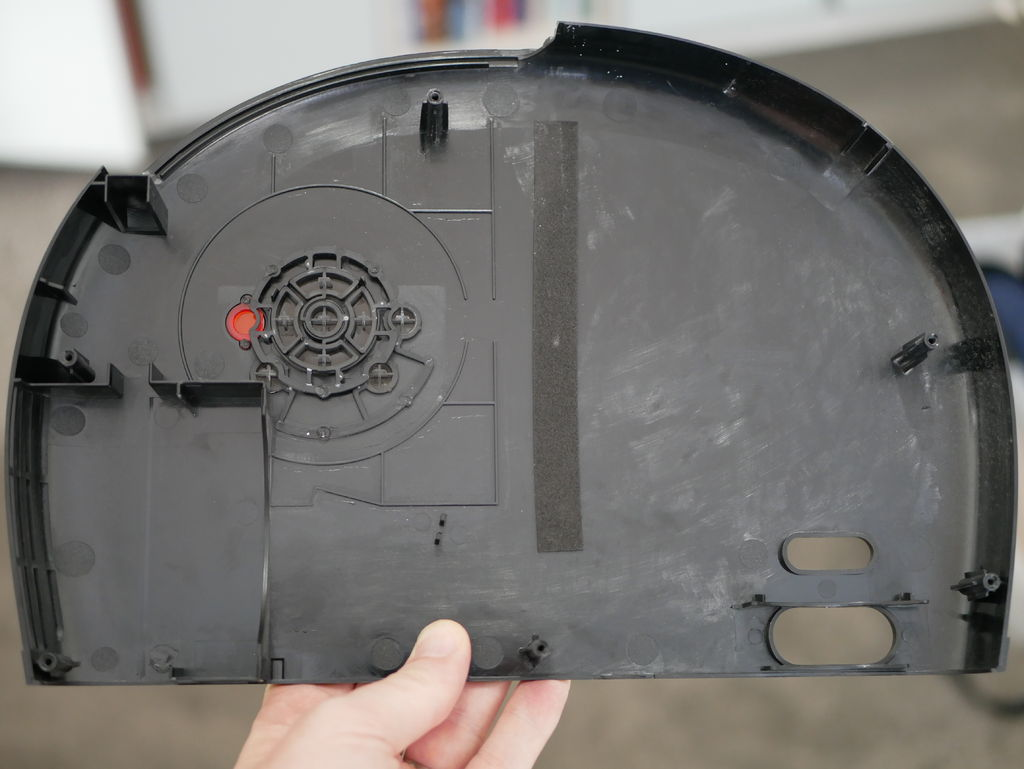 Picture of Opening the Case