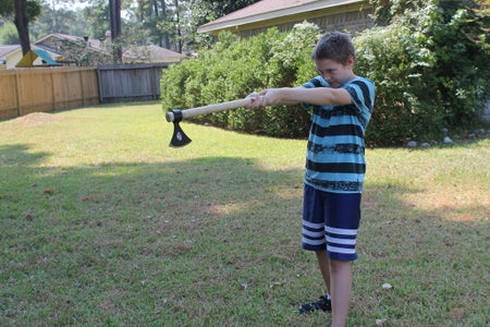 How to Throw a Tomahawk