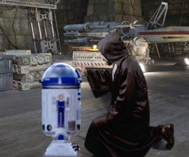 Star Wars Inspired Coding Challenge!