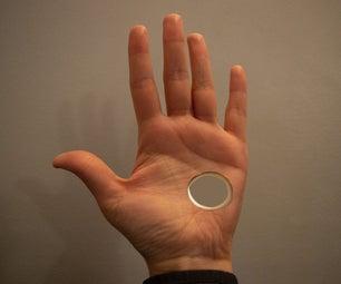 孔在你的手幻觉