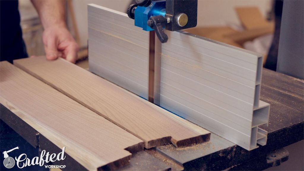 Picture of Step 1 : Mill Lumber to Size