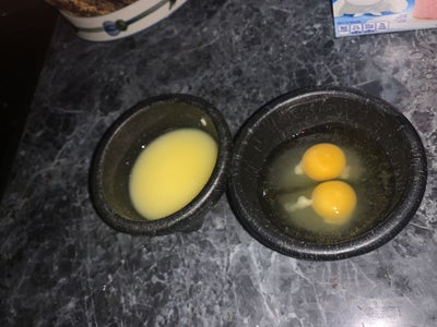 Mixing Your Butter and Eggs