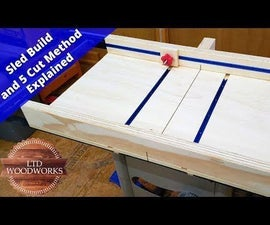 How to Make a Table Saw Crosscut Sled