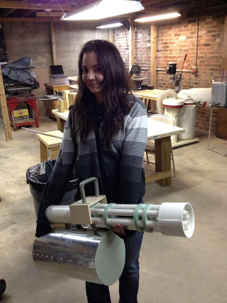 Picture of TF2 Minigun (Sasha)