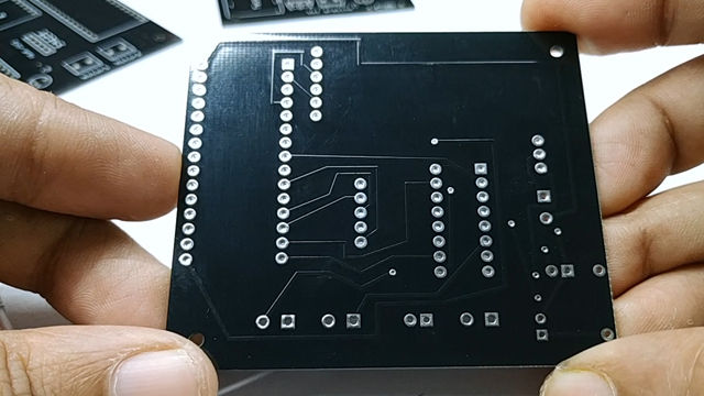 Picture of Assembling of Components & Connections