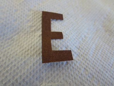 Cutting the Paper E's Out