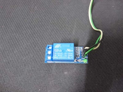 DIY IR Car Rain Sensor