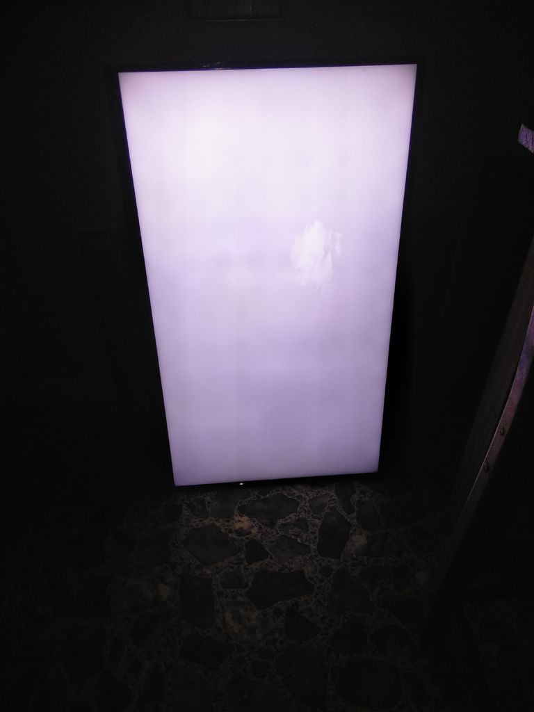 Picture of Re-purpose a Flat Panel TV to Light