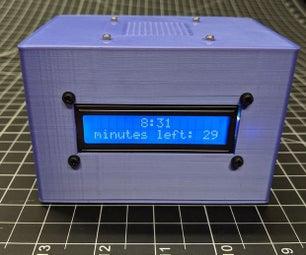 30-minute Timer Alarm Clock