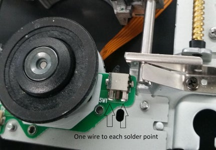 Take Your Scanner Apart Again So That You Can Do the Electronics