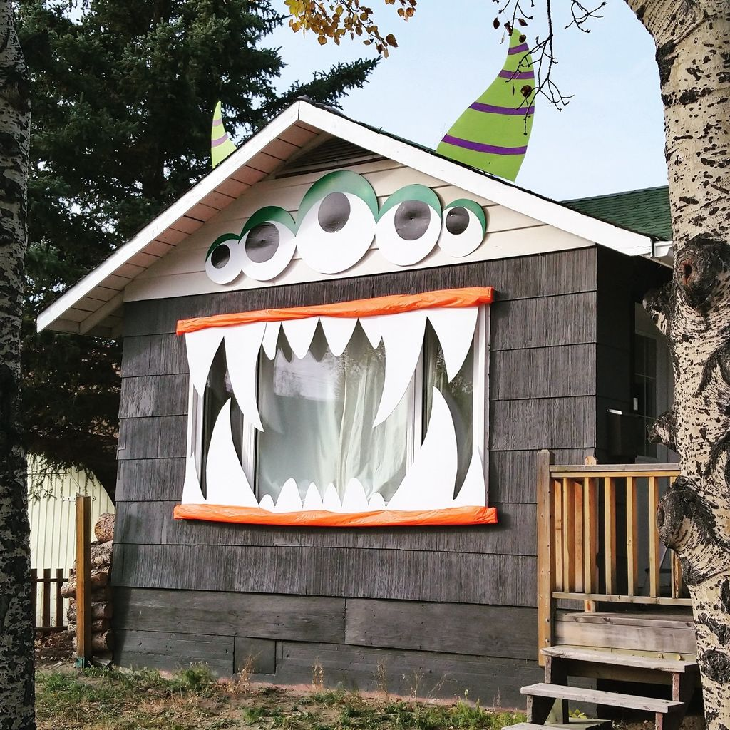 Picture of Halloween Monster House