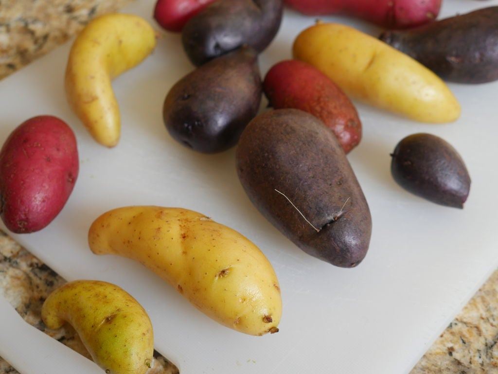 Picture of Prep the Potatoes