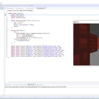 Making a Basic 3D Engine in Java
