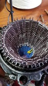 Knit 20 Rows and Hang Hem