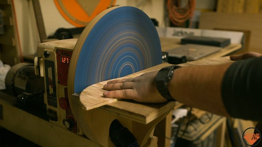 Cutting the Wind Deflector to Size