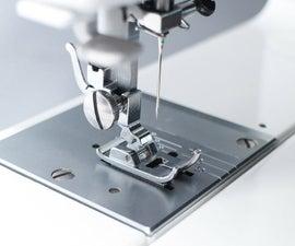 机器缝纫类