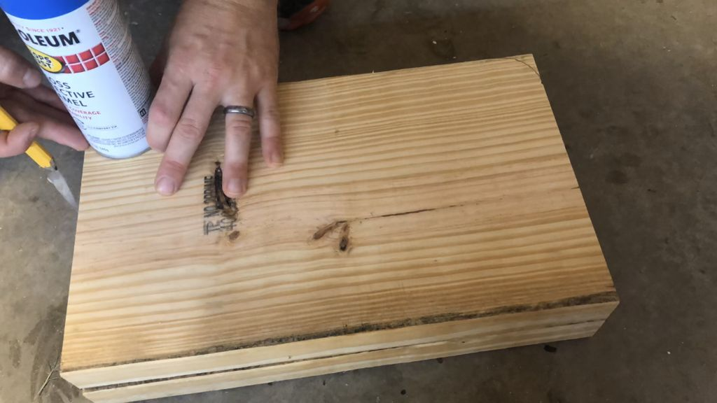 Picture of Cut a 2x10 to 15 Inches Long