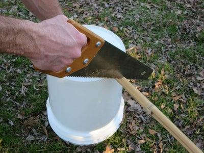 Measure & Cut the Stick