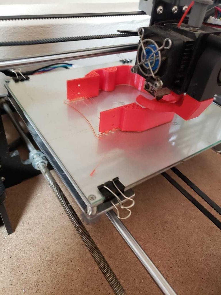 Picture of Cut and Print the Parts.