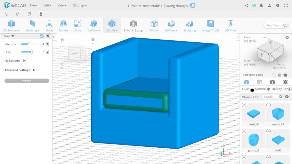 Picture of Create a Seat